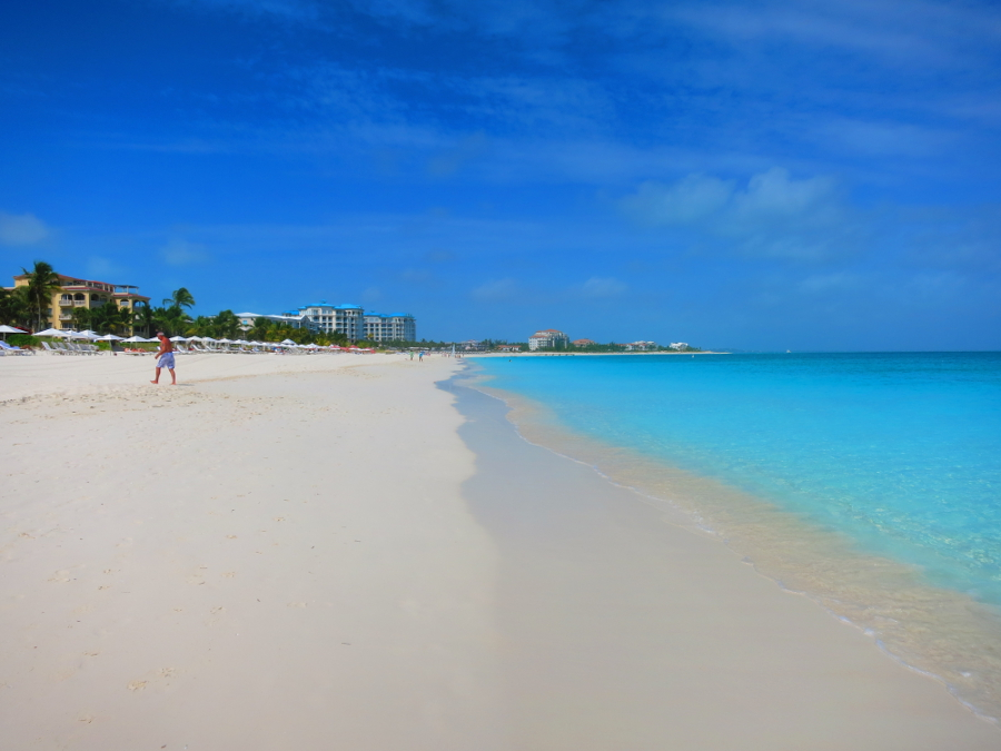 Remote Beaches With Jeep Rentals In Turks And Caicos